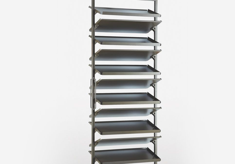 360 Degrees Rotating Shoe Rack