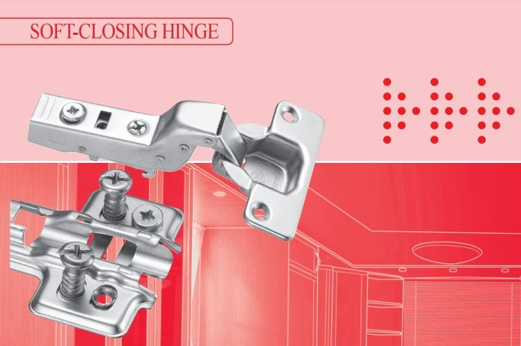soft closing hinges