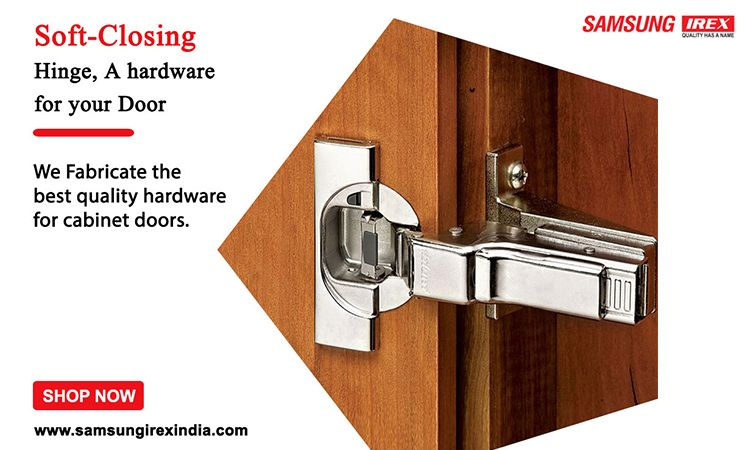 Benefits of soft Close & Self Closing Hinges for your Kitchen Cabinets