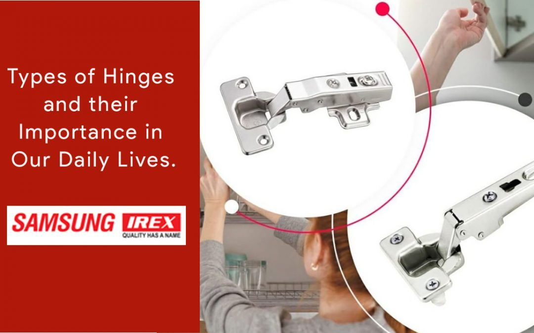 Types of Hinges and Their Uses